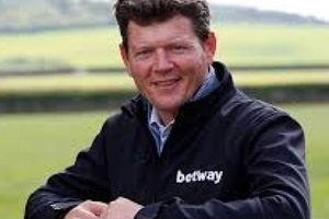 ROYAL TRAINER ANDREW BALDING ON HIS MIDDLE EAST AMBITIONS