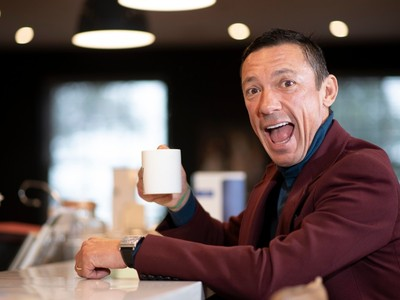 Frankie Dettori Settles In For A Long Winter In Dubai