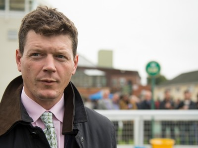 ROYAL TRAINER ANDREW BALDING ON HIS MIDDLE EAST AMBITIONS Image 2