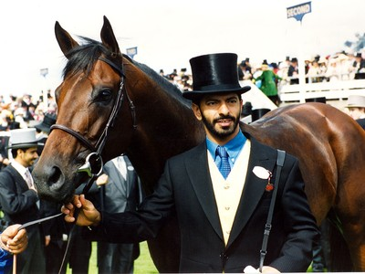 Saeed Bin Suroor On Winning On Dubai World Cup Night, His Le ...