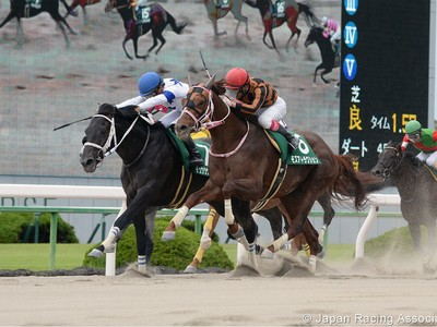 Review: American Raider Wins Twenty-Fifth Running Of The Dub ... Image 4