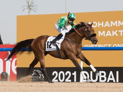 Review: Satish Seemar Trained Secret Ambition Wins US$ 750,0 ...